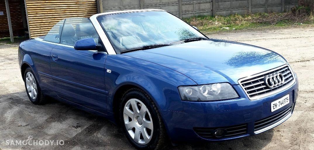 Audi Cabriolet zadbany , pełna elektryka , 170 KM . 1