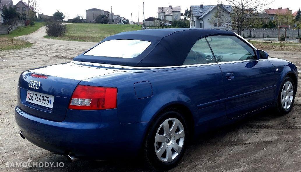 Audi Cabriolet zadbany , pełna elektryka , 170 KM . 2