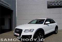 audi z województwa dolnośląskie Audi Q5 xenony, gwarancja fabryczna , sportowa kierownica , pierwszy właściciel