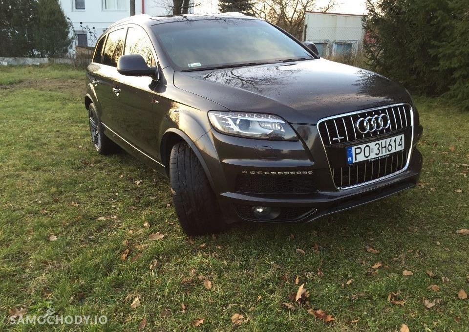 Audi Q7 I (2005-2015) Auto na gwarancji fabrycznej(3 letnia) 1