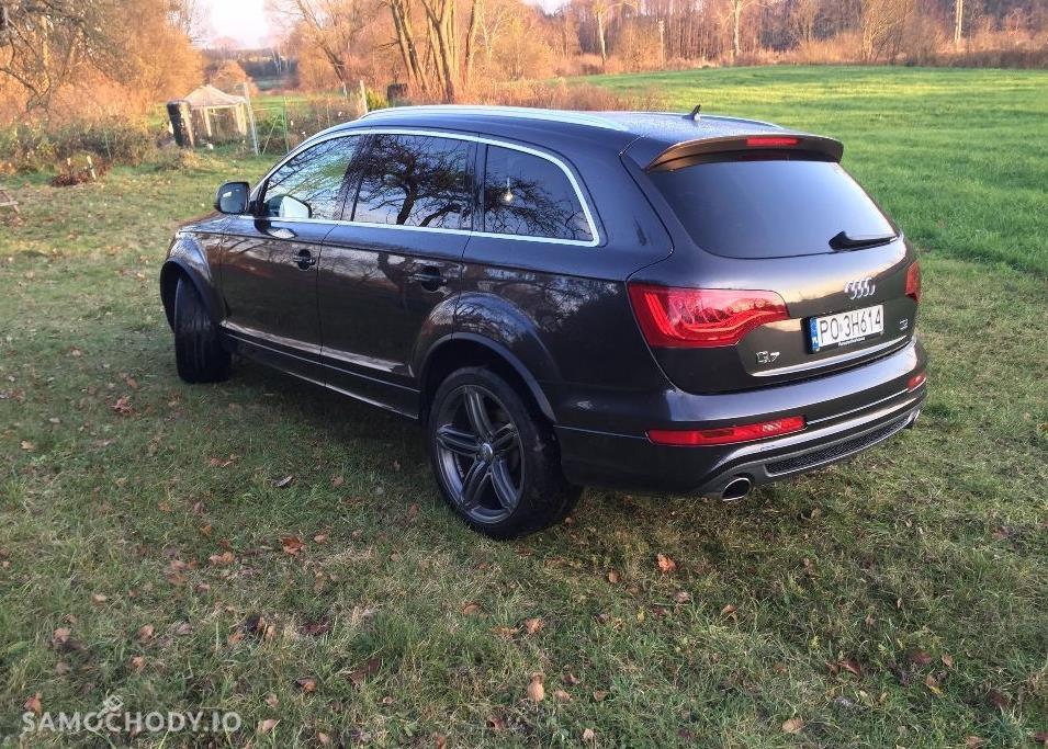 Audi Q7 I (2005-2015) Auto na gwarancji fabrycznej(3 letnia) 2