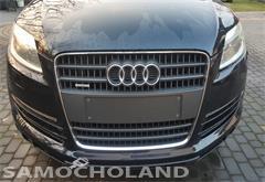 audi q7 Audi Q7 I (2005-2015) PILNE Bose Panorama Quattro 3.6 benzyna