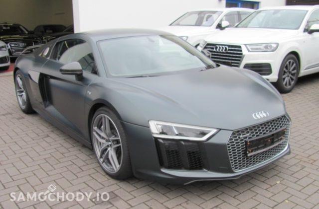 Audi R8 niski przebieg , full wyposażenie , Pierwszy właściciel 1