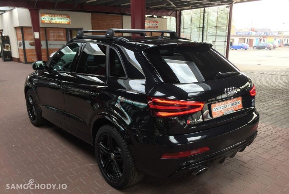 Audi RS Q3 gwarancja fabryczna , 4x4 , 340 KM  2