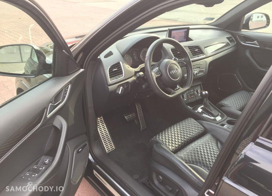 Audi RS Q3 gwarancja fabryczna , 4x4 , 340 KM  4