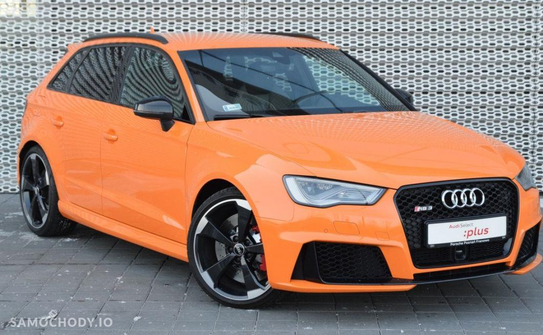 Audi RS3 SALON POLSKA , 367 KM , 4x4  1