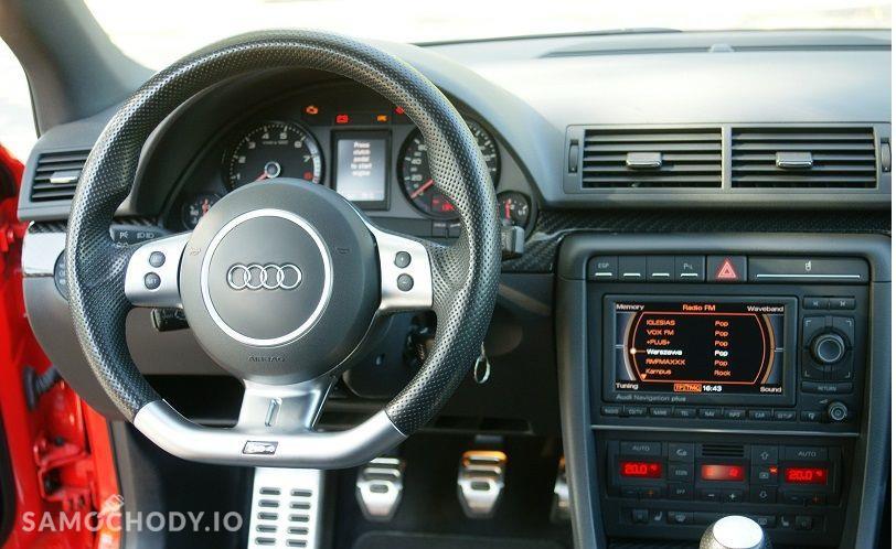 Audi RS4 serwisowany , xenony , full wyposażenie 4