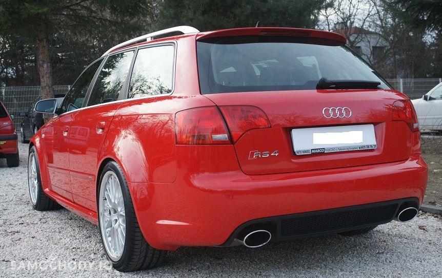 Audi RS4 serwisowany , xenony , full wyposażenie 2