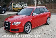 z miasta piaseczno Audi RS4 serwisowany , xenony , full wyposażenie