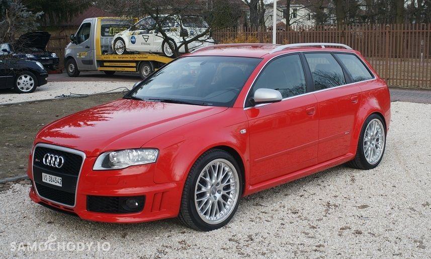Audi RS4 serwisowany , xenony , full wyposażenie 1