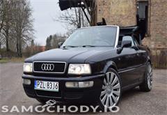 audi z województwa wielkopolskie Audi S2 kabriolet , klima , skóra