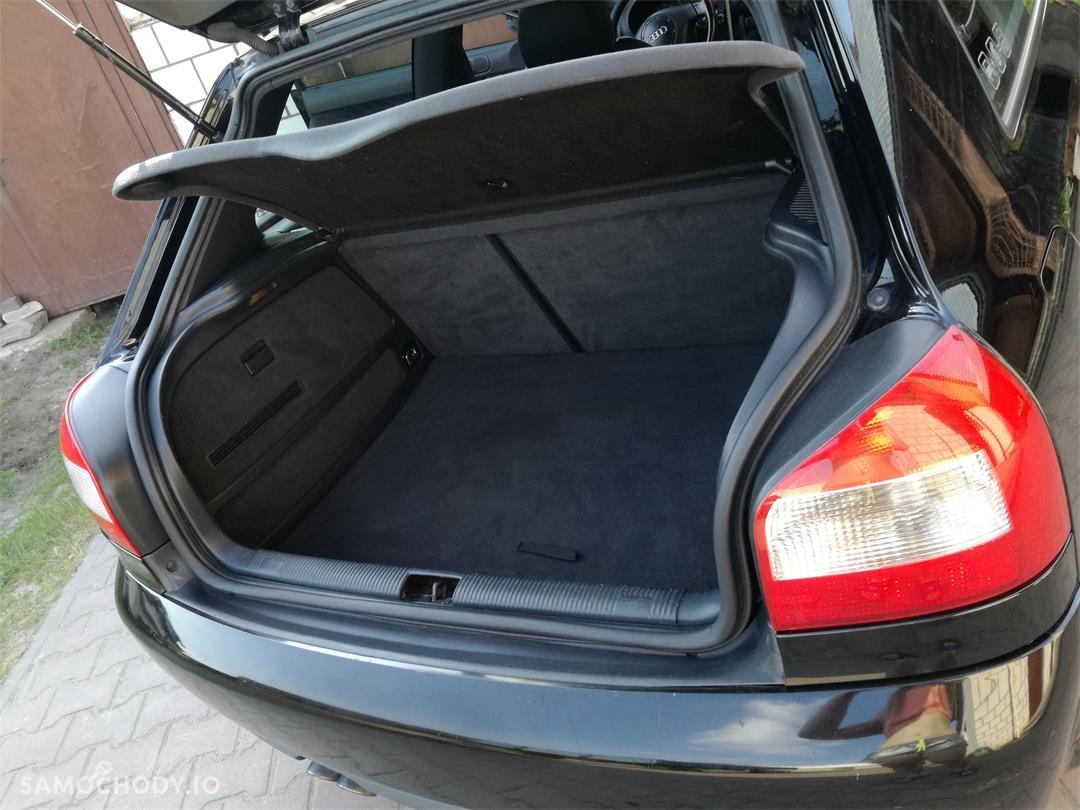 Audi S3 8L (1996-2003) 1,8T QUATTRO 210KM KARBONOWA MASKA!! 4