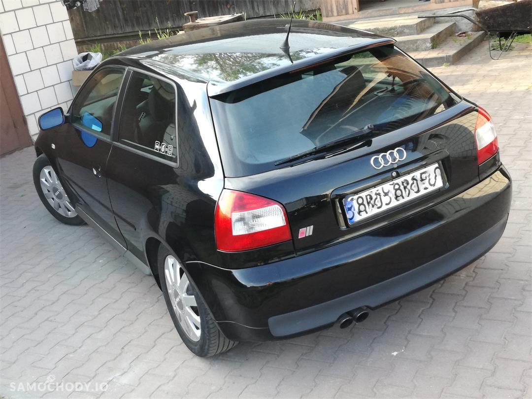 Audi S3 8L (1996-2003) 1,8T QUATTRO 210KM KARBONOWA MASKA!! 11