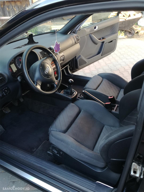 Audi S3 8L (1996-2003) 1,8T QUATTRO 210KM KARBONOWA MASKA!! 2
