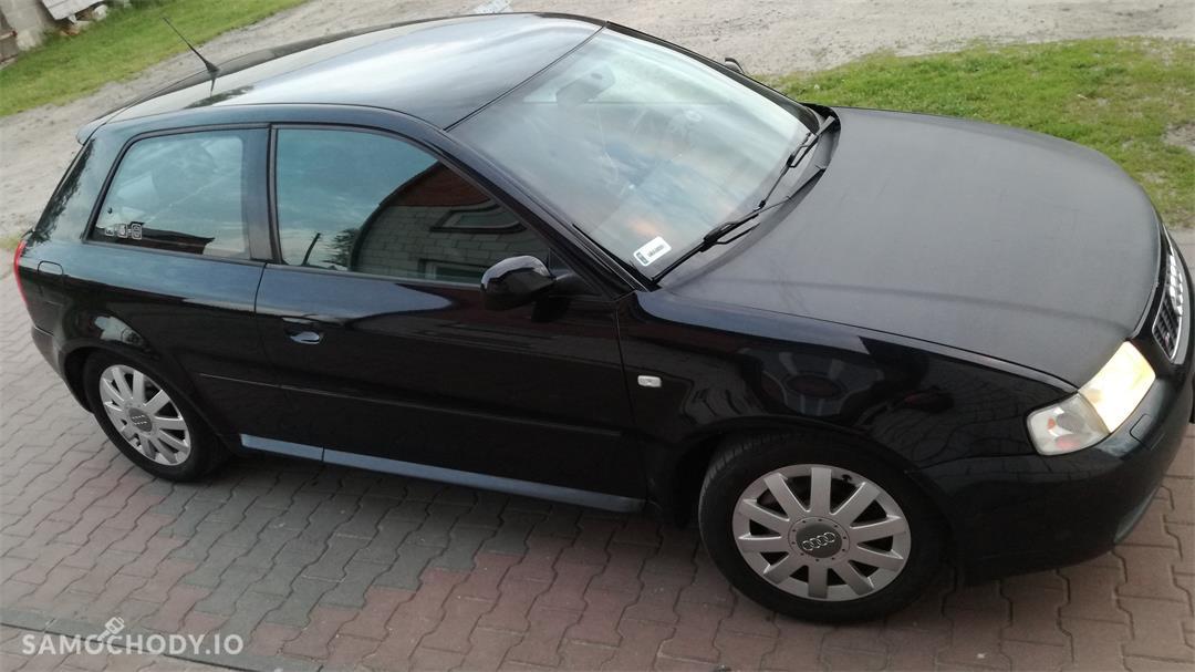 Audi S3 8L (1996-2003) 1,8T QUATTRO 210KM KARBONOWA MASKA!! 1