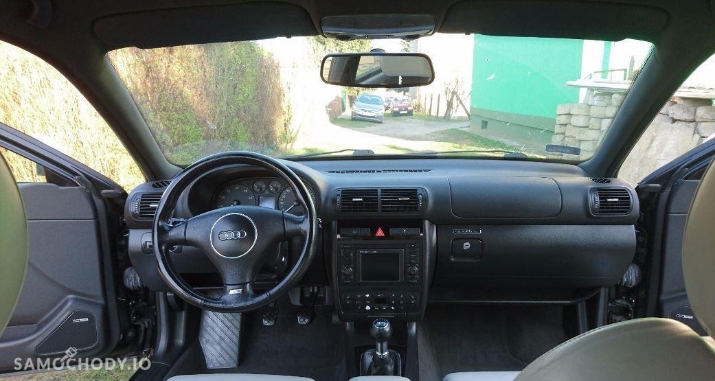 Audi S3 8L (1996-2003) garażowane , 6 głośników + subwoofer , quattro , xenony  4