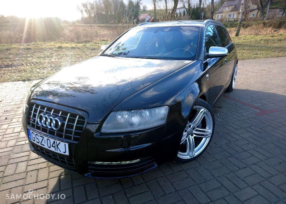 Audi S6 C6 (2004-2011) Silnik 5.2 V 10 BENZYNA 1