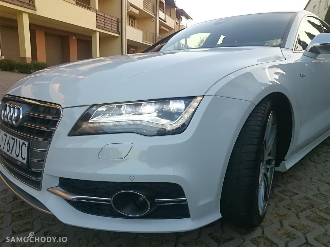Audi S7 AUTO 100% BEZWYPADKOWE (raport z Audi Serwis do wglądu) 1