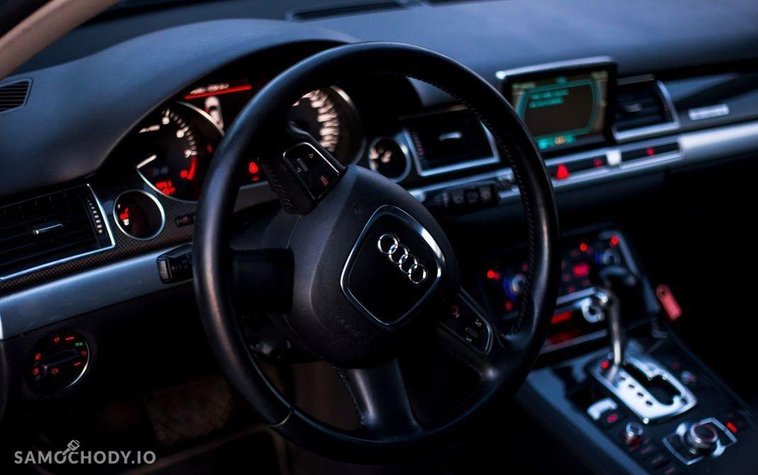 Audi S8 D3 (2002-2010) Filtr cząstek stałych, 450 KM , full wersja  4