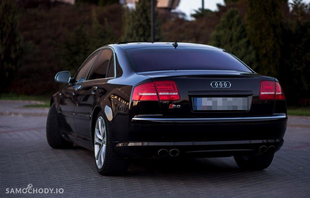 Audi S8 D3 (2002-2010) Filtr cząstek stałych, 450 KM , full wersja  2