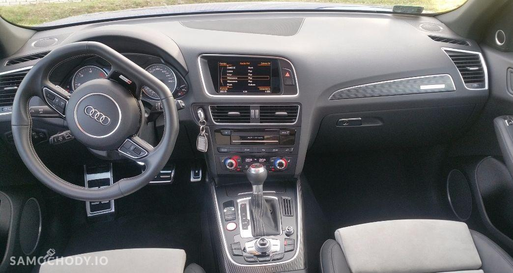 Audi SQ5 serwisowany , bezwypadkowy,full wersja 4