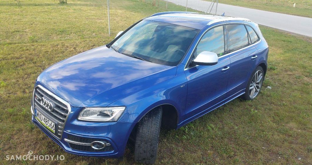 Audi SQ5 serwisowany , bezwypadkowy,full wersja 1