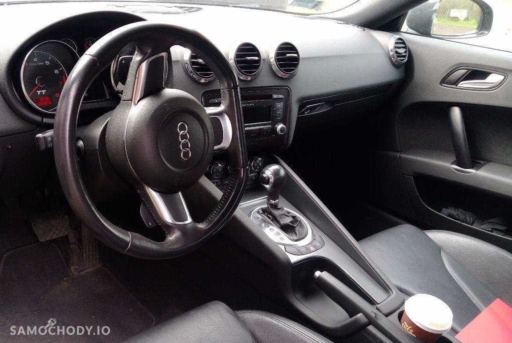 Audi TT 8J (2006-2013) Łopatki zmainy biegów el.szyby Alusy 4