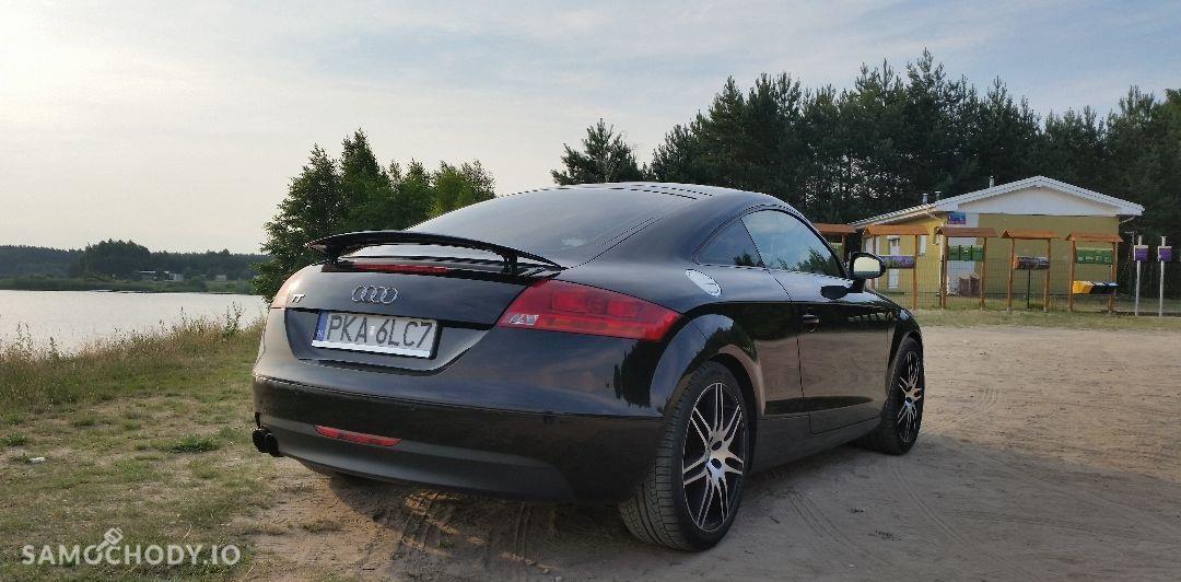 Audi TT 8J (2006-2013) Łopatki zmainy biegów el.szyby Alusy 2