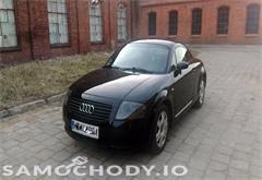 audi tt Audi TT 8N (1998-2006) Benzyna 1.8 180KM 1999r.
