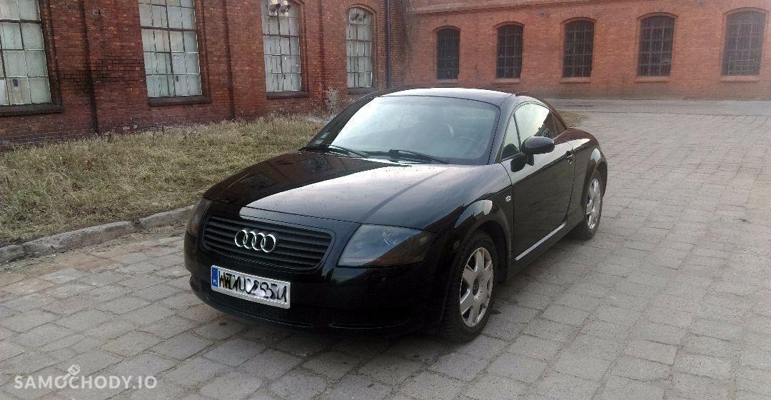 Audi TT 8N (1998-2006) Benzyna 1.8 180KM 1999r. 1