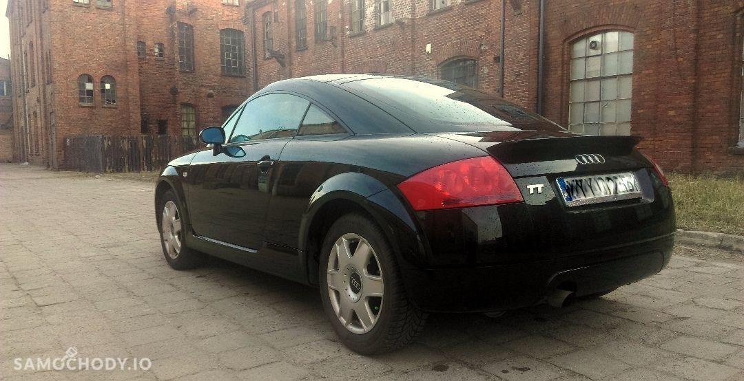Audi TT 8N (1998-2006) Benzyna 1.8 180KM 1999r. 2