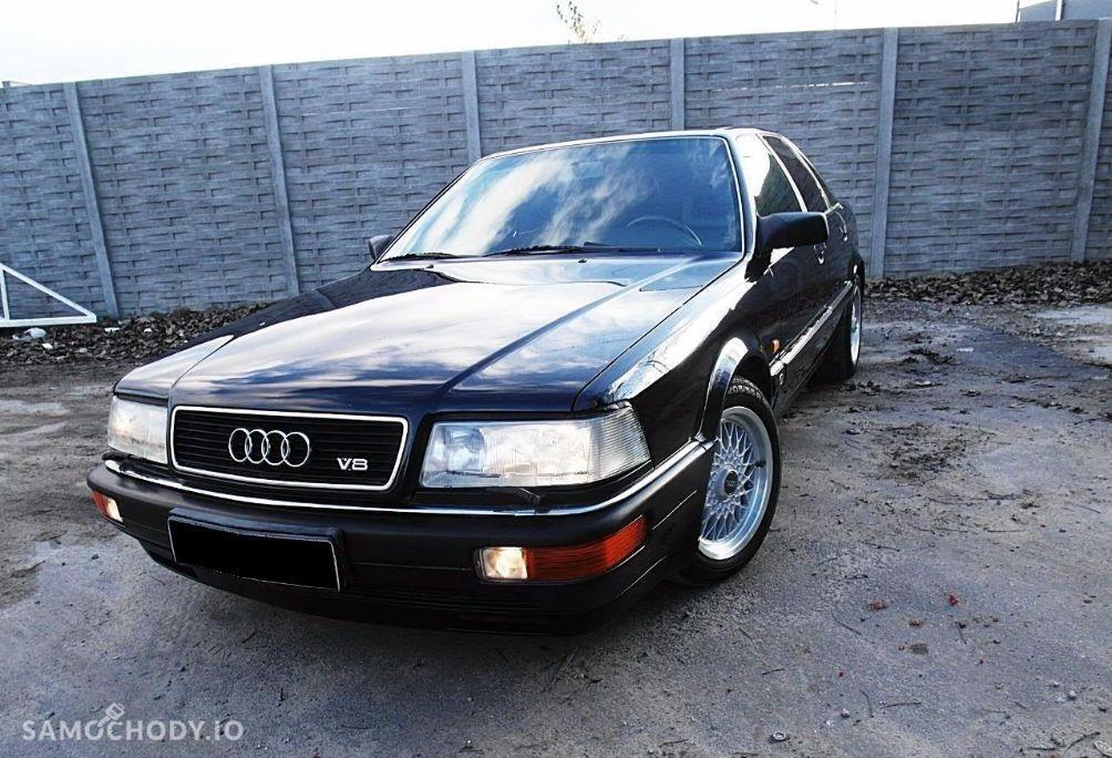 Audi V8 Rokprodukcji1991, Pierwsza rejestracja w Polsce 25.11.2013 1