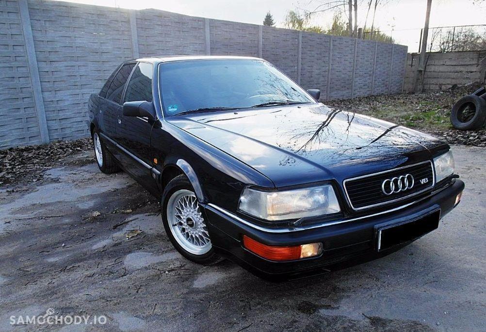 Audi V8 Rokprodukcji1991, Pierwsza rejestracja w Polsce 25.11.2013 2