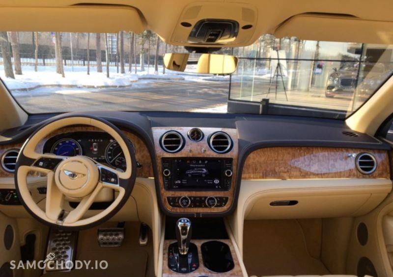 Bentley Bentayga Samochód Fabrycznie Nowy Bez Przebiegu 2