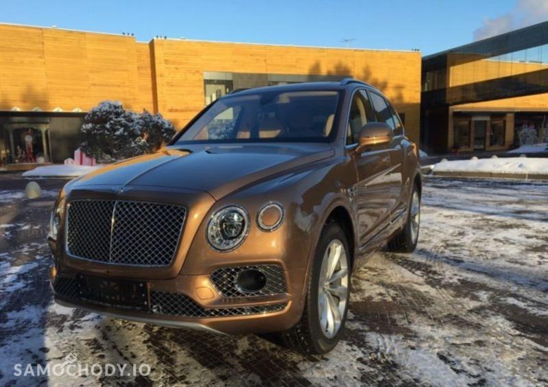 Bentley Bentayga Samochód Fabrycznie Nowy Bez Przebiegu 1