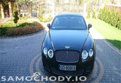 z miasta karczew Bentley Continental GT 610 KM , USA , XENONY