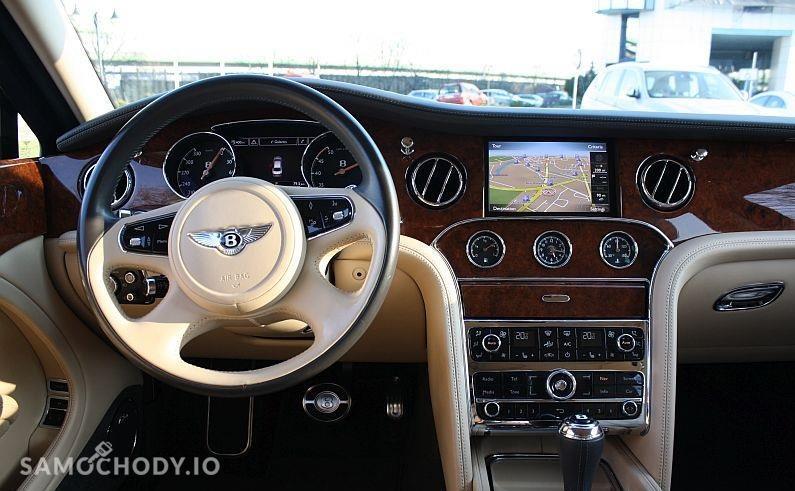 Bentley Mulsanne AUTOMAT , FABRYCZNA GWARANCJA , SERWISOWANY  4