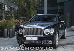 bentley Bentley Mulsanne oficjalny dealer samochodów marki Bentley