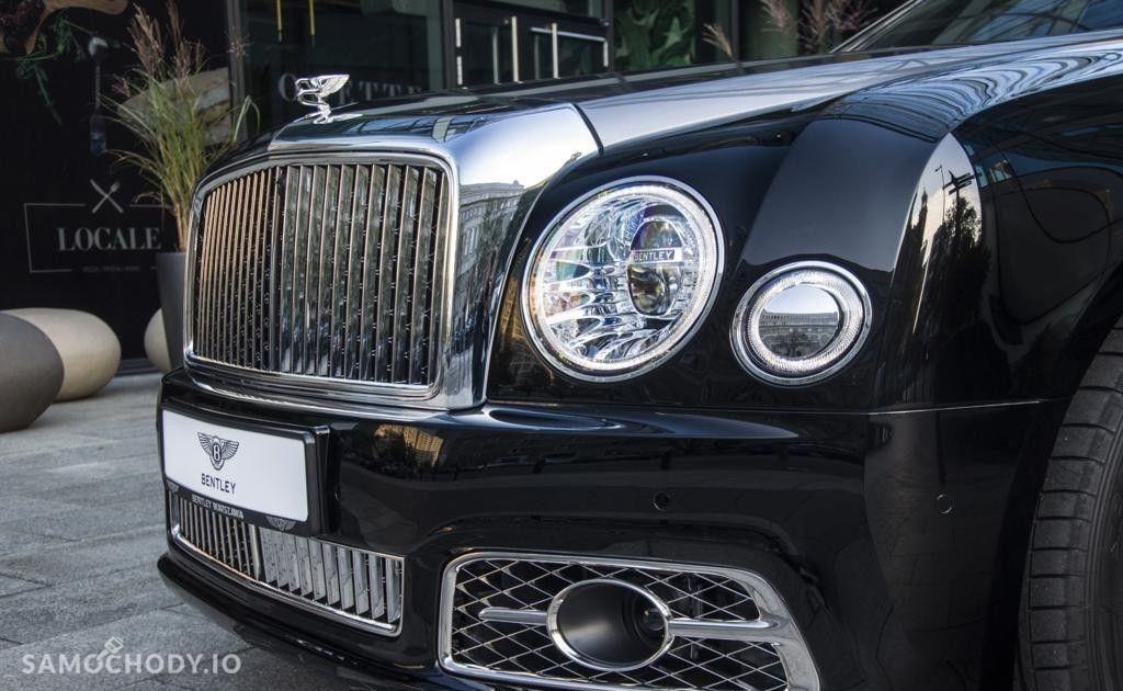 Bentley Mulsanne oficjalny dealer samochodów marki Bentley 2