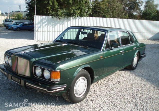 Bentley Turbo R Stan Kolekcjonerski ! SERIA NO: X44025 1