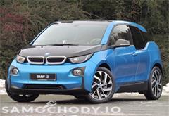bmw i3 BMW i3 Niebieski Protonic z akcentem w kolorze szarym Frozen