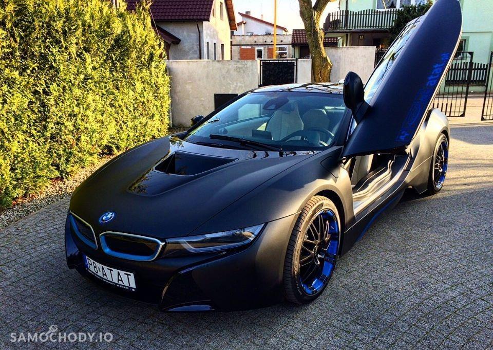 BMW i8 SAMOCHÓD ZAKUPIONY W SALONIE 1