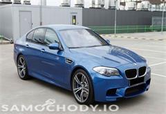 bmw z województwa łódzkie BMW M5 Samochód jak nowy z salonu,