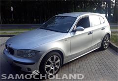 bmw BMW Seria 1 E87 (2004-2013) 2.0 benzyna, 100% przebieg
