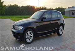 bmw BMW Seria 1 E87 (2004-2013) BMW 118d  122 KM super stan, okazyjna cena!
