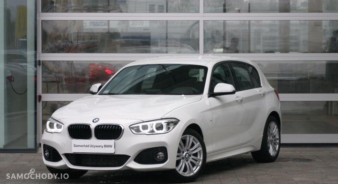 BMW Seria 1 F20 (2011-) 118i dealer M-PAKIET 136KM automat Wa-wa 1