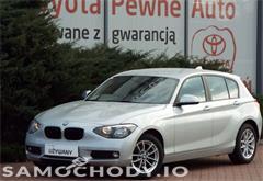 bmw z województwa mazowieckie BMW Seria 1 F20 (2011-) 136KM, Parctronic, Climatronic