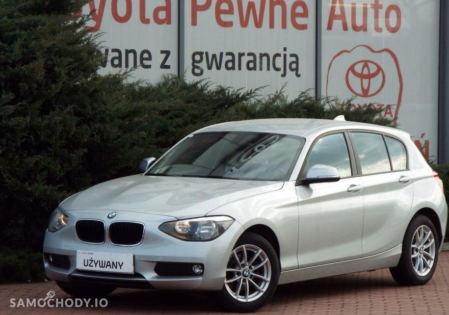 BMW Seria 1 F20 (2011-) 136KM, Parctronic, Climatronic 1