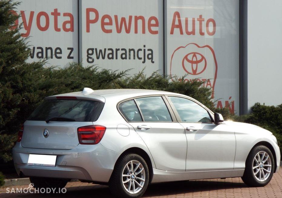 BMW Seria 1 F20 (2011-) 136KM, Parctronic, Climatronic 2