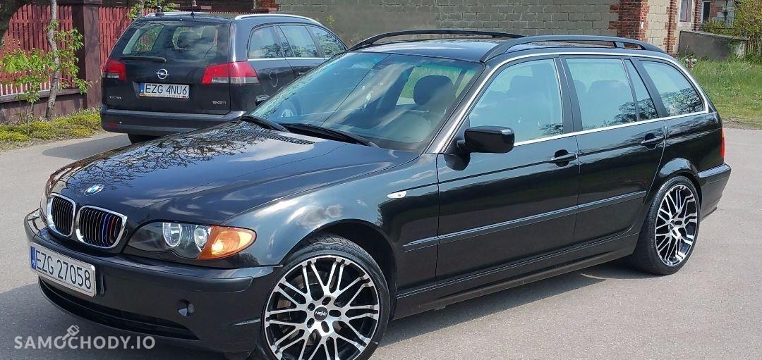 BMW Seria 3 E46 (1998-2007) GPS as.parkowania skóra podgrzwane siedzenia 1